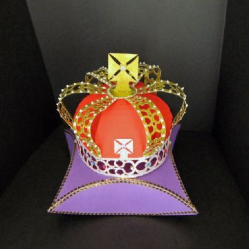 Princess Crown Template